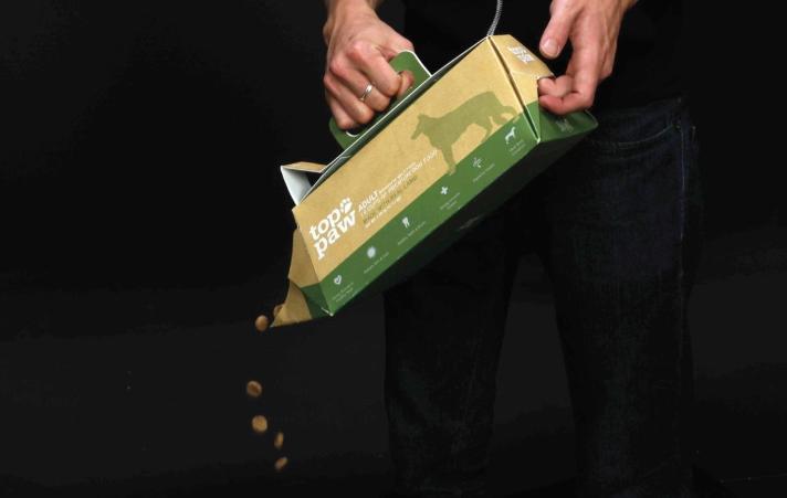 狗糧包裝設計作品參考