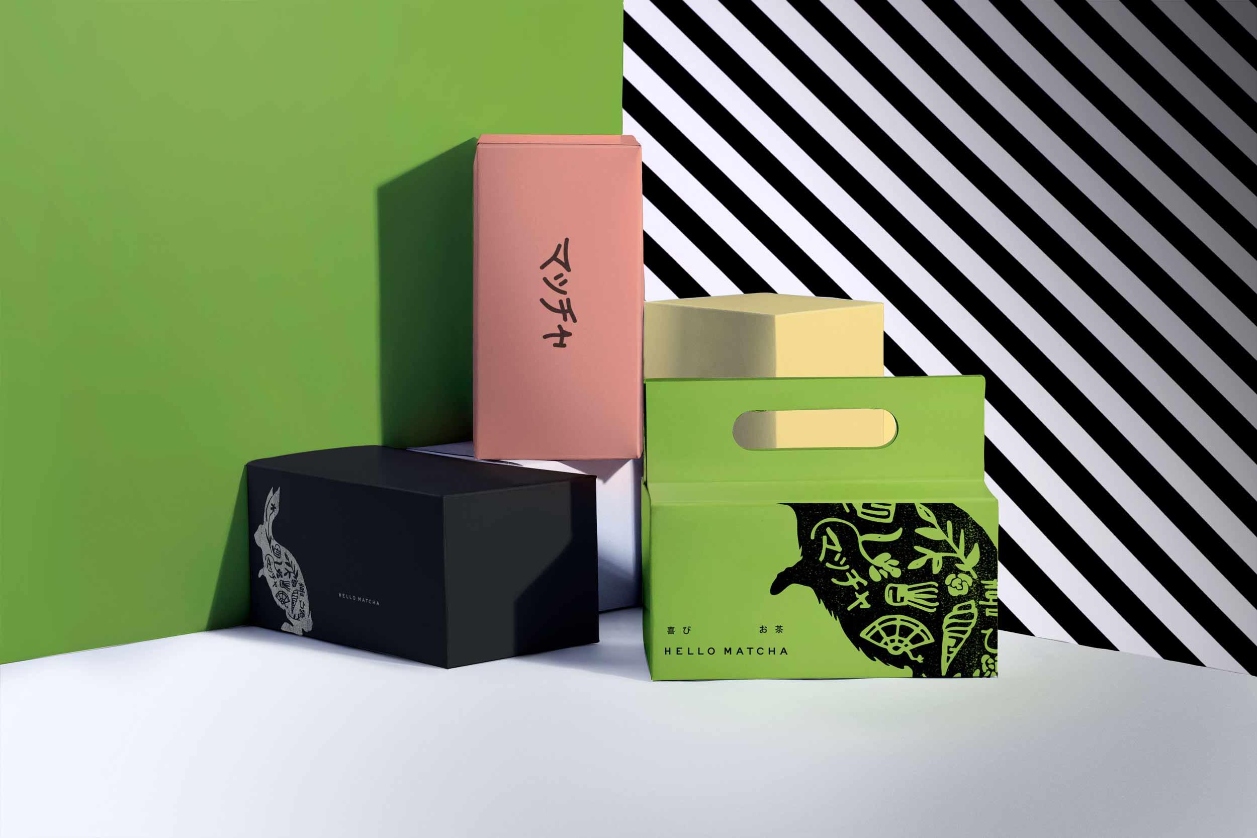 藝點烘焙品牌VI設計案例-每天一點創意
