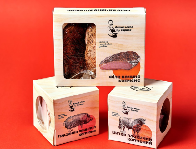臘肉包裝設計有哪些設計原則