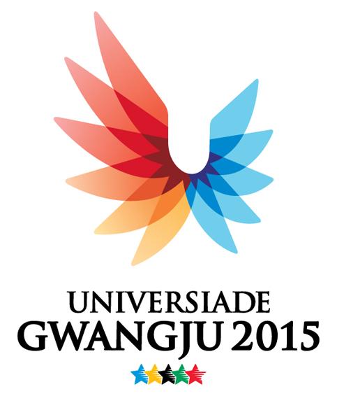 韩国光州世界大学生运动会会徽及吉祥物