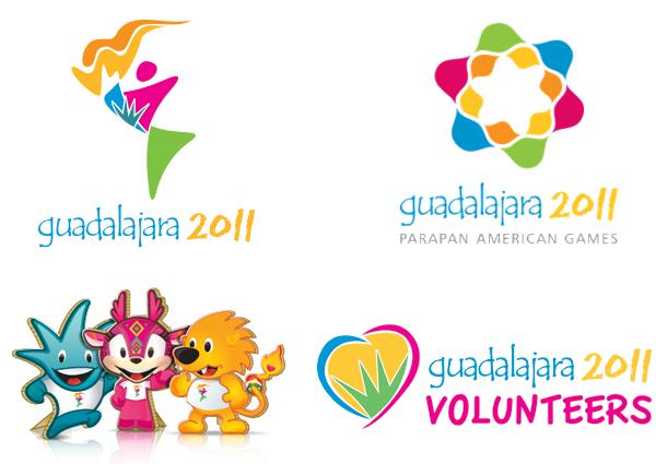 泛美运动会会徽吉祥物发布