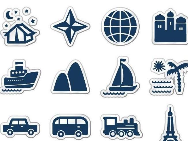 如何收集logo设计素材