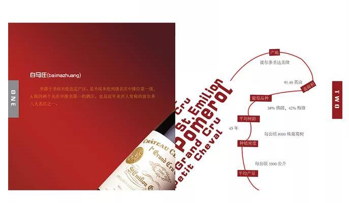 紅酒行業畫冊設計案例欣賞