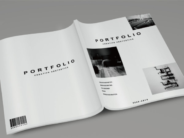 医药企业画册设计公司制作画册的标准三步骤
