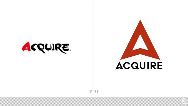 日本游戏公司ACQUIRE启用新品牌形象