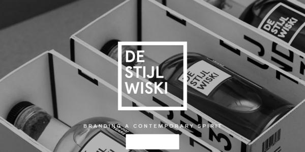荷兰威士忌酒品牌包装设计