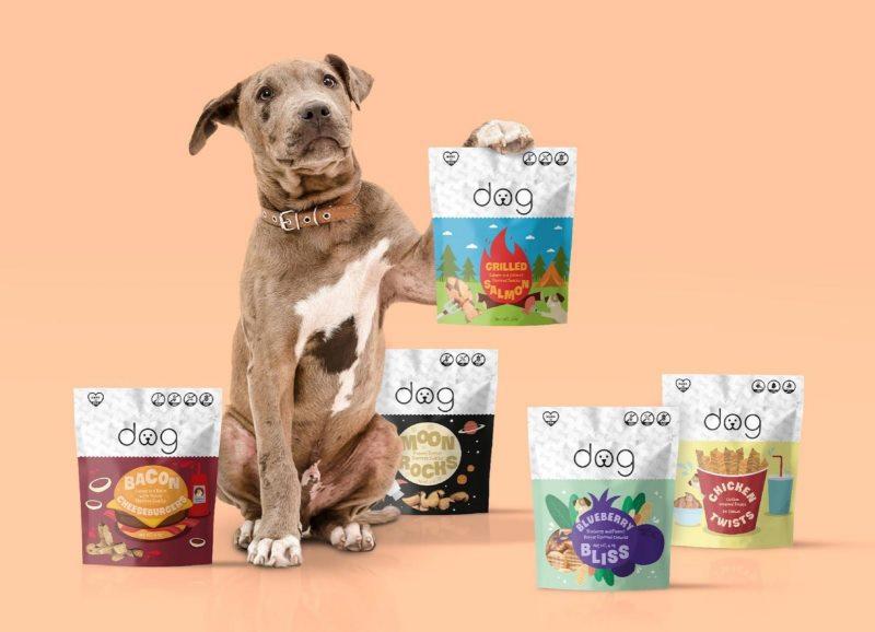 你想不到的寵物貓糧食品包裝設計