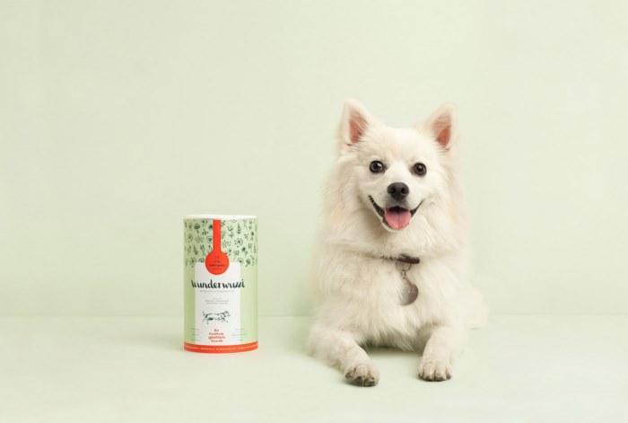 天然寵物營養品包裝設計