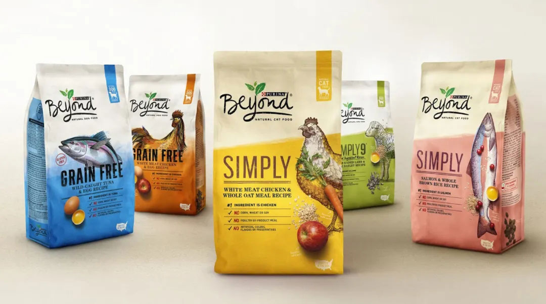 產品包裝設計極簡款食品包裝為何流行