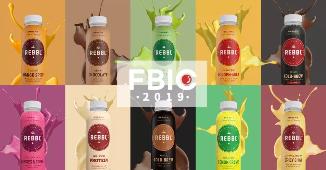 草本功能饮料Rebbl的品牌包装设计故事