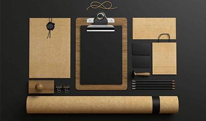 用干凈的配色來提升包裝設計的質感