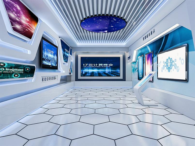 展廳設計費多少一平方