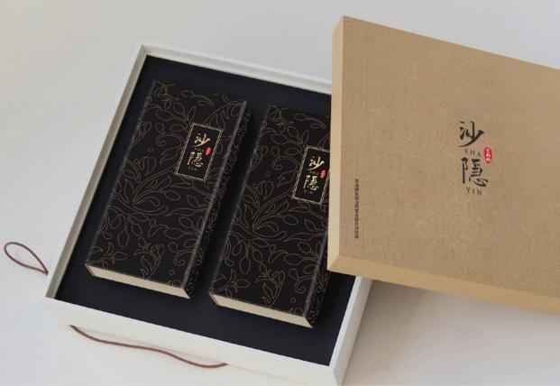 沙隐黑枸杞包装设计案例赏析