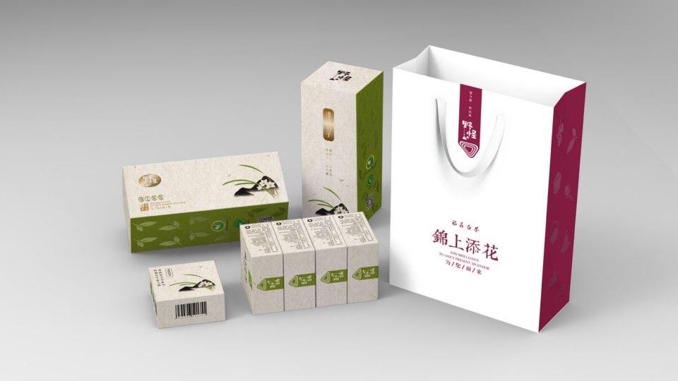 要正確的選擇飲品包裝設計公司