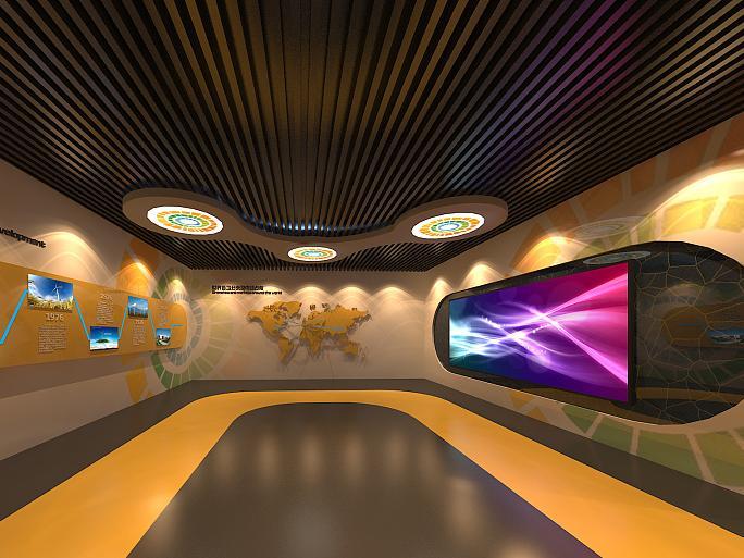 公司展廳設計收費標準
