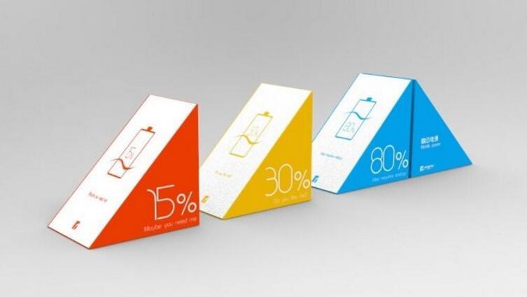 移動電源包裝盒設計有什么想法