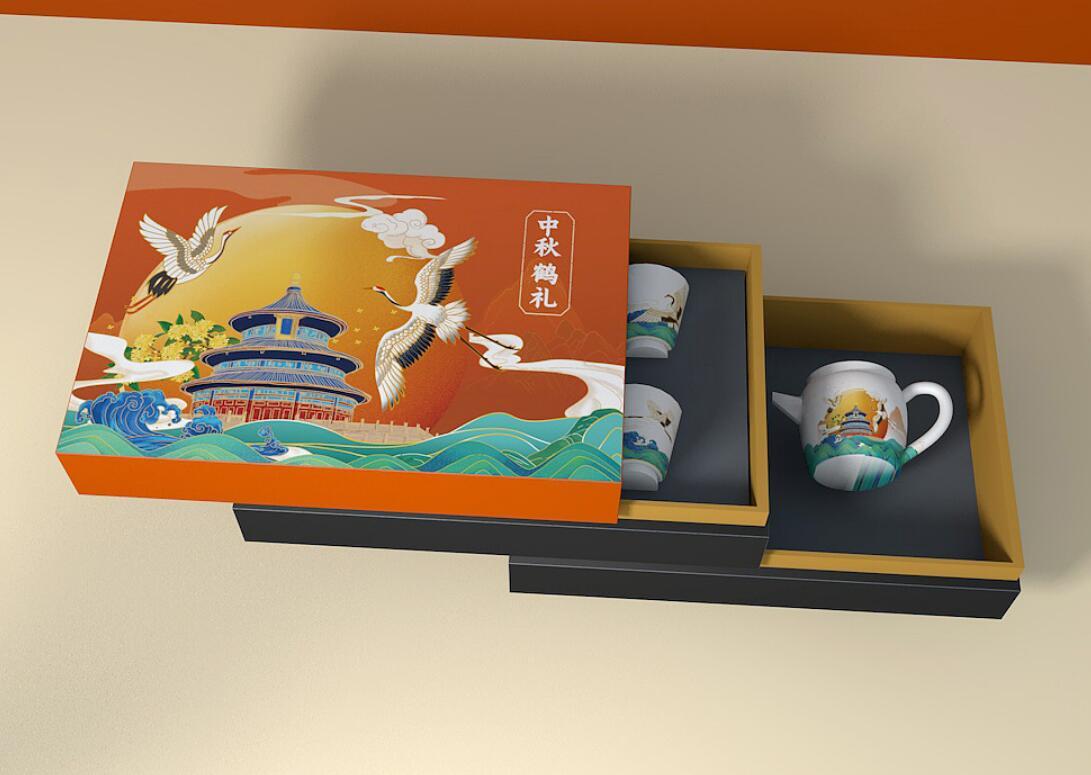 茶具包裝設計有什么注意事項