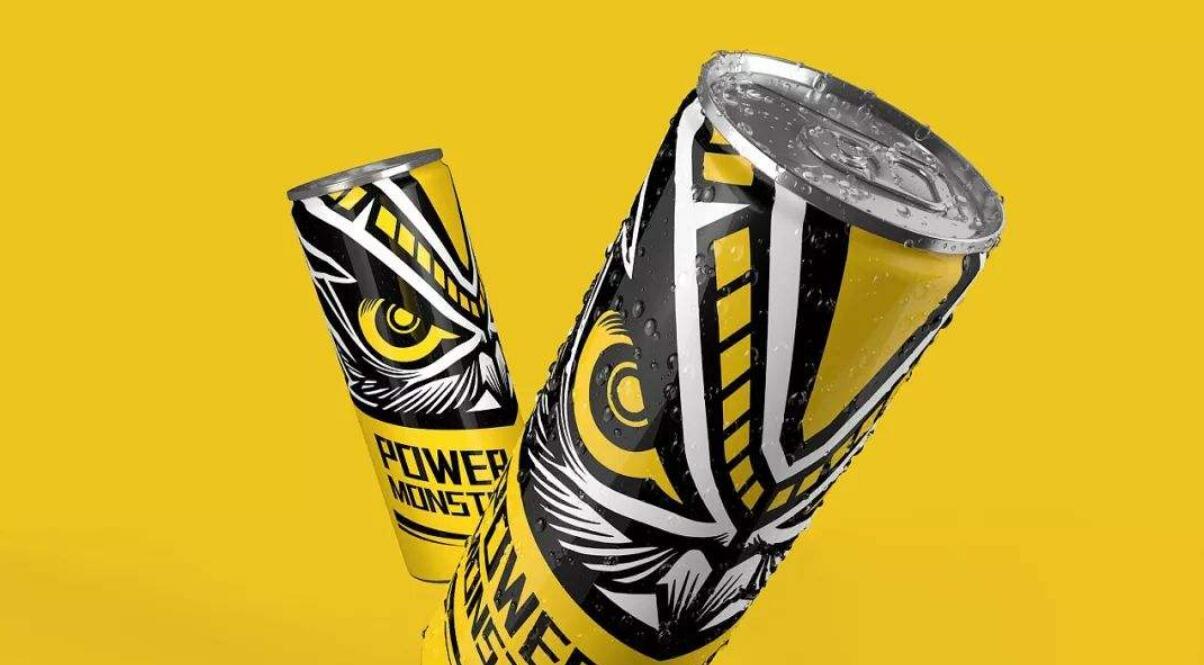 功能饮料的包装设计决定营销效果