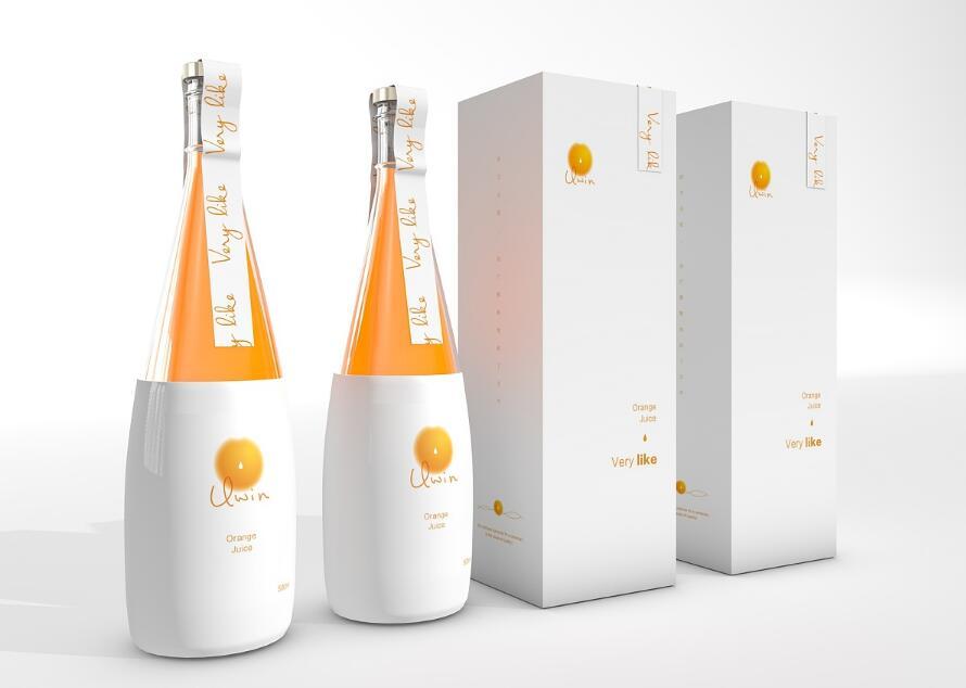 橙汁是包裝設計的時候這幾點不能忽視